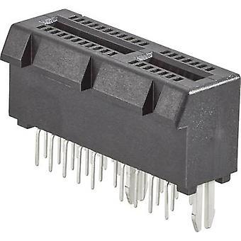 FCI Pin nauhat liitin kokonaismäärä nastat 36 yhteystiedot välistys: 2 mm 10018783-11110TLF 1 PCs()