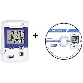 Dostmann Electronic LOG100 CRYO Set Temperature data logger Unit of measurement Temperature -30 up to 70 °C