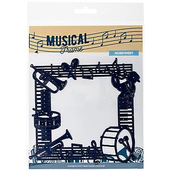 Hitta det handel musik serien Die-musikaliska ram