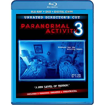 Paranormal aktivitet 3 [BLU-RAY] USA import