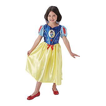Snehvide eventyr eventyr prinsesse kjole for børn