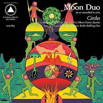 Moon Duo - Circles [CD] USA import