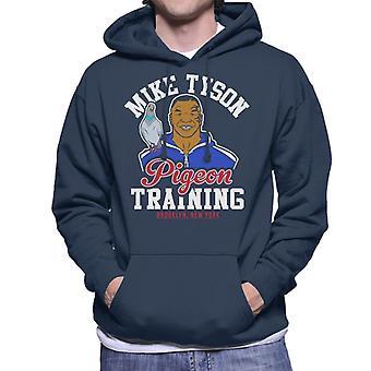 Mike Tyson Taube Training Männer das Sweatshirt mit Kapuze