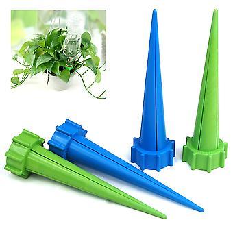 TRIXES 4 irrigatie systeem tuin drenken Spike Plant Kit voor vakantie fles