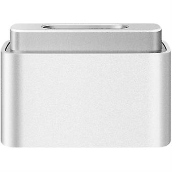 Apple MagSafe-to-MagSafe 2 adaptateur, argent MD504ZM/A