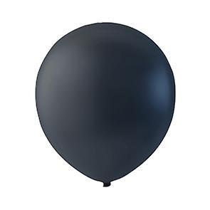 24-bloco laranja/preto balões
