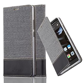 Case for Huawei MATE 8 Foldable Phone Case - Cover - with Stand Function and Card Tray