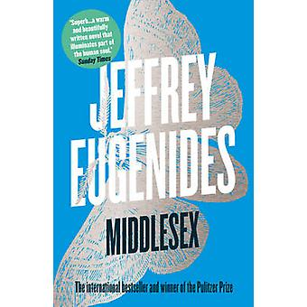 ميدلسكس بجيفري Eugenides-كتاب 9780007528646