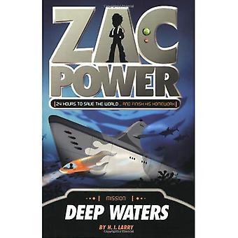 Zac Power #2: Eaux profondes
