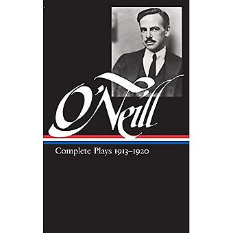 O'Neill Plays Vol. I: Volume 1: 1913-1920: 1 (Library of America)