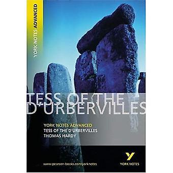 Tess of the D'Urbervilles (York Notes Advanced)