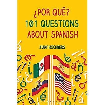 -Por que? 101 perguntas sobre espanhol