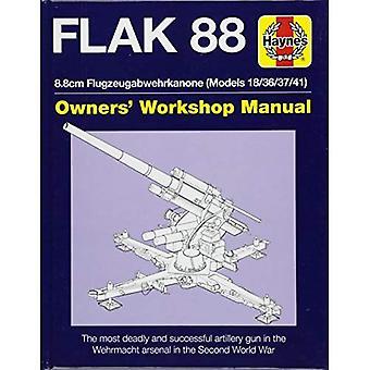 Quatre-vingt-huit Flak Gun manuel