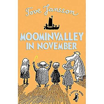 Moomintal im November (Moomins Fiction)