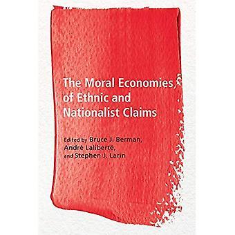 L'économie morale des revendications ethniques et nationalistes (gouvernance démocratique et ethnicité)