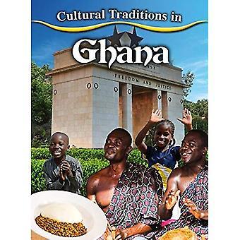 Tradizioni culturali in Ghana (tradizioni culturali nel mio mondo)