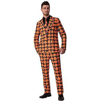 Pumpkin Suit For Adults