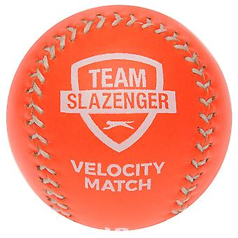 Slazenger Unisex Velocity Rounders wedstrijdbal