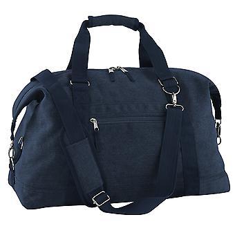 Bagbase Vintage Canvas Weekender / Holdall Carry Bag (30 Litres)