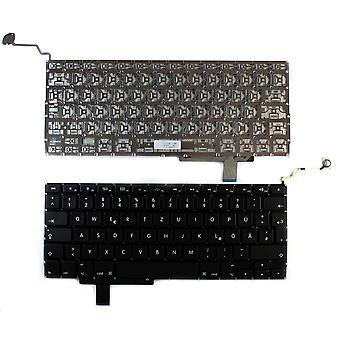 Apple MacBook Pro A1297 Backlit Version (Without Backlit Board) Black German Layout Replacement Laptop Keyboard