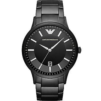 Emporio Armani Ar11079 Menâs Black Watch