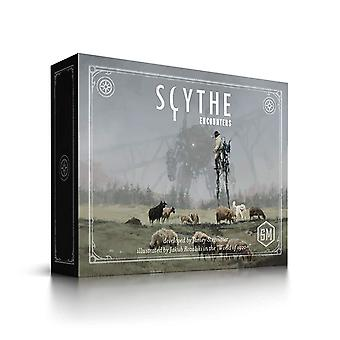 Scythe Encounters Card Spiel
