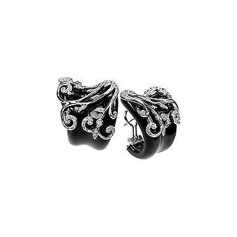 Belle Etoile Black Anastacia Earrings 03060910201