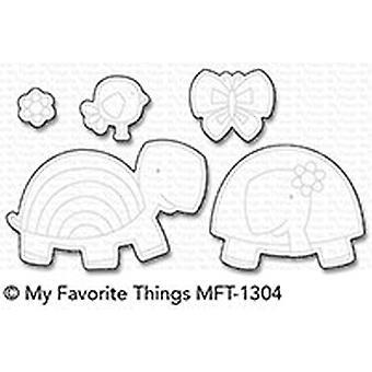 My Favorite Things Too-Cute Turtles Die-Namics (MFT-1304)