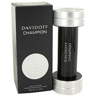 Davidoff Champion By Davidoff Eau De Toilette Spray 3 Oz (men) V728-467830