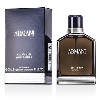 Giorgio Armani Armani Eau De Nuit Eau De Toilette Spray - 50ml / 1,7 oz