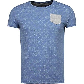 Summer-T-Shirt-Blue