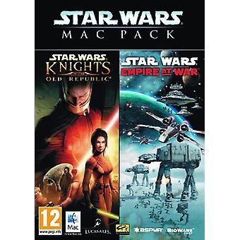 Star War Mac Pack Empire bei War Knights of the Old Republic - Neu