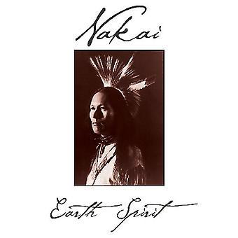 R. Carlos Nakai - Earth Spirit [CD] USA import