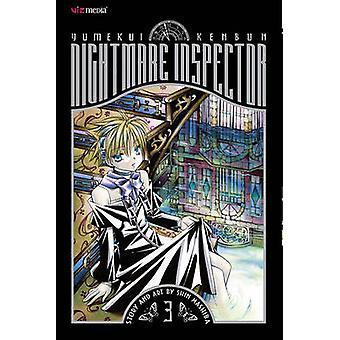 Nightmare Inspector Yumekui Kenbun 3 by Shin Mashiba - 9781421517605