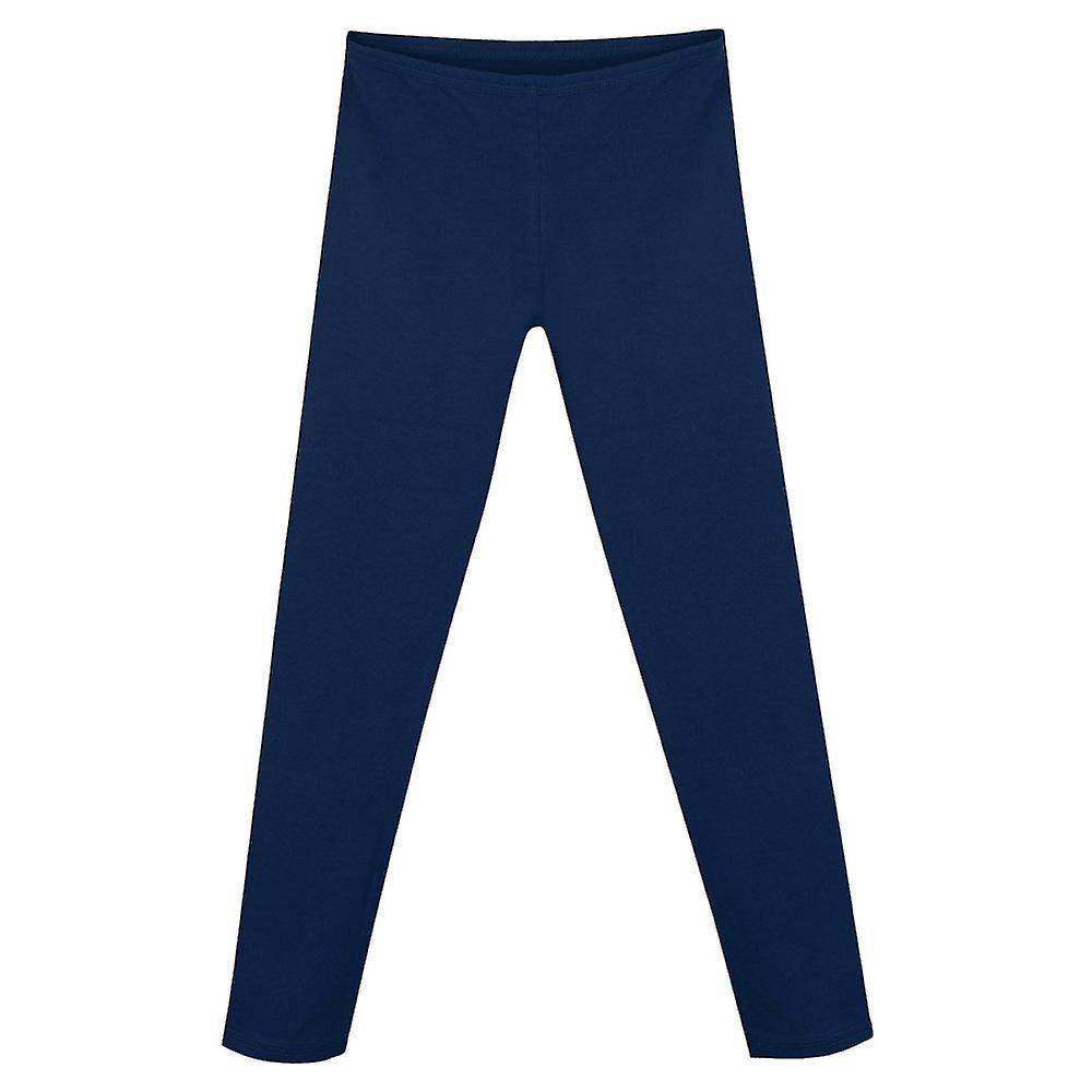 Velluto Marks and Spencer Pizzo Blu Scuro Gamba Alta Mutandine Pantaloni Taglia 24 NUOVO con etichetta Pretty
