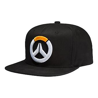 Overwatch, Snapback-Logo, Black