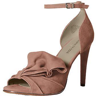 Kenneth Cole New York Womens Blaine en cuir Open Toe Occasion spéciale cheville S....