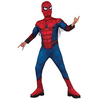 Boys Spiderman Costume - Spider-Man: Far From Home