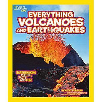 Alles: Vulkanen en aardbevingen