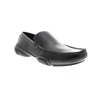 Unlisted by Kenneth Cole To Be Bold  Mens Black Loafers Shoes