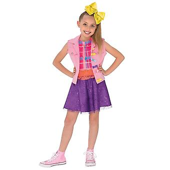 Jojo Siwa Music Video Outfit Pink YouTube Star Celebrity Singer Girls Costume