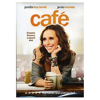 Cafe (DVD) romantisches Drama mit Jennifer Love Hewitt
