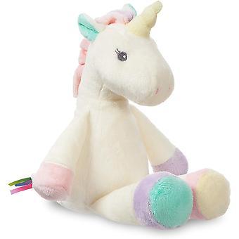 Aurora World Lil' Sparkle Baby Unicorn Plush, 14 polegadas