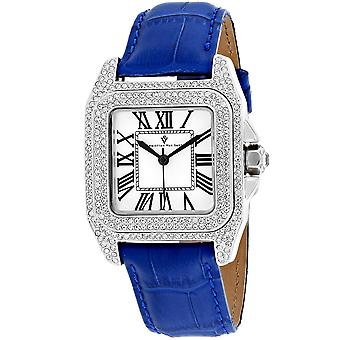 Christian Van Sant Women's Radieuse White Dial Watch - CV4422