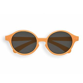 Izipizi Sun Kids Orange Firework Round Sunglasses