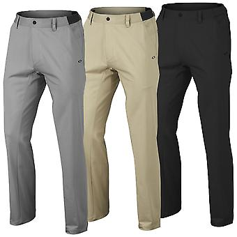 Oakley Mens Truth Pant 2-Way Stretch Dopasowane spodnie golfowe