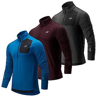 Uusi tasa paino Mens 2020 Heat 1/4 zip kevyt kestävä Villa paita pusero