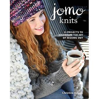 JOMO Knits by Christine Boggis