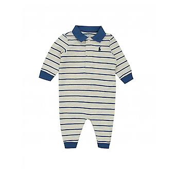 Polo Ralph Lauren Childrenswear logo Polo Babygrow