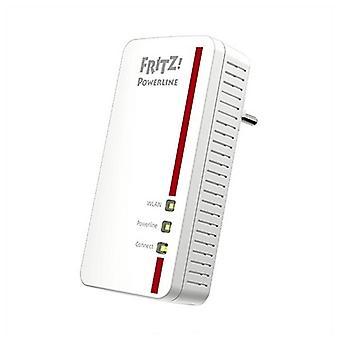 Wi-Fi PLC Adapter Fritz! 1260E 1200 Mbps Blanc